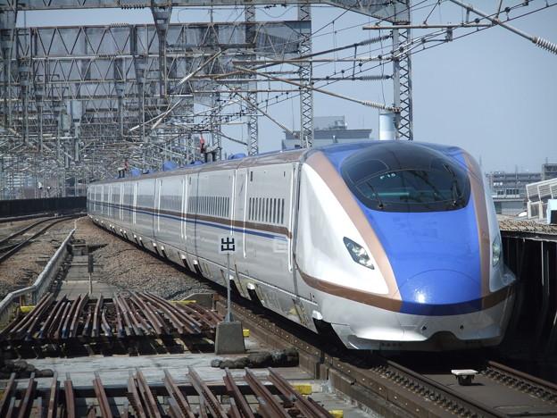 北陸新幹線E7系 F15編成