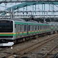 Photos: 高崎線・上野東京ラインE231系1000番台 K-25編成他15両編成