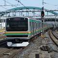Photos: 宇都宮線・上野東京ラインE231系1000番台 K-08編成