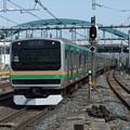 Photos: 宇都宮線E231系1000番台 U533編成