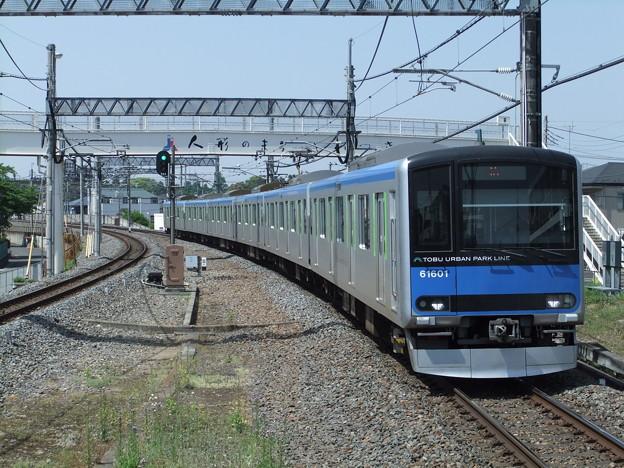 東武野田線60000系 61601F
