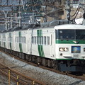 Photos: 湘南ライナー185系0番台 A7編成