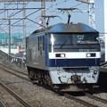 単機の機関車