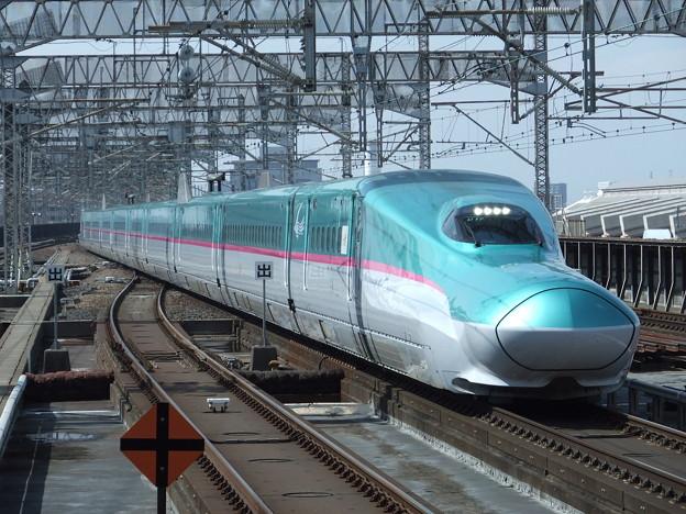 東北新幹線E5系 U17編成