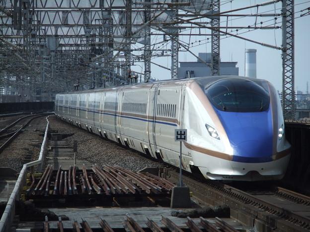 北陸新幹線E7系 F17編成