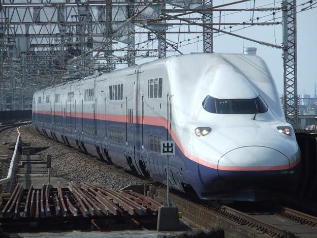 上越新幹線E4系 P12編成