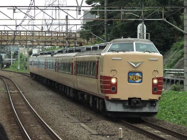 Photos: かいじ189系 M51編成