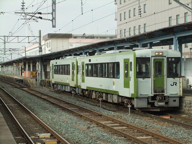 北上線キハ100系0番台 キハ100-41+キハ100-45
