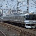 横須賀・総武快速線E217系 Y-28+Y-108編成