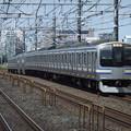 横須賀・総武快速線E217系 Y-35編成