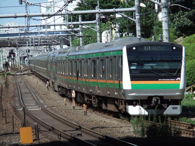 湘南新宿ラインE233系3000番台 U625+U67編成