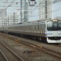 横須賀・総武快速線E217系 Y-21+Y-126編成