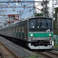 Photos: 埼京線205系0番台 ハエ28編成