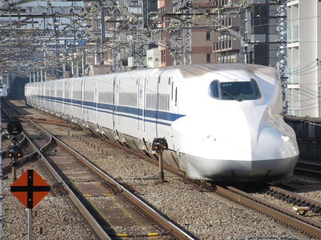 東海道・山陽新幹線N700系2000番台 X67編成
