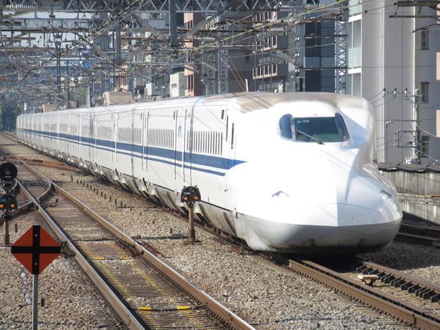 Photos: 東海道・山陽新幹線N700系2000番台 X35編成
