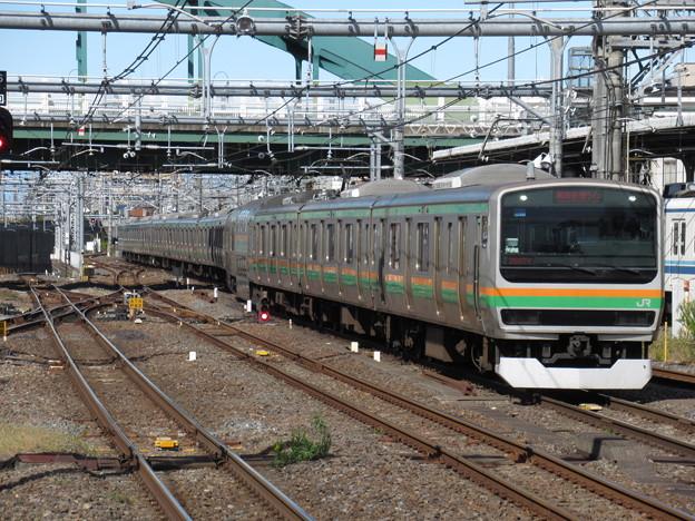 Photos: 湘南新宿ラインE231系1000番台 U511+U-115編成