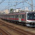 東横線5050系 5176F【ディズニーラッピング】