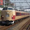 Photos: ホリデー快速湘南号189系 M51編成