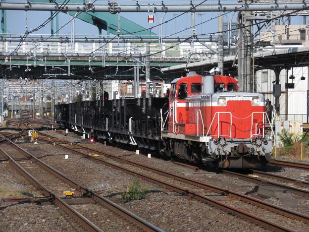 DE10 1685+ホキ