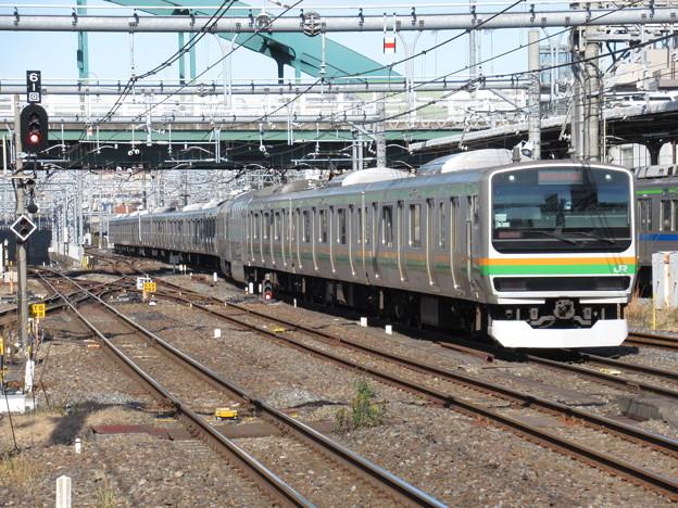 Photos: 湘南新宿ラインE231系1000番台 K-09+U223編成