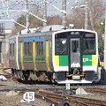 Photos: 久留里線キハE130系100番台 キハE130-109他2両編成