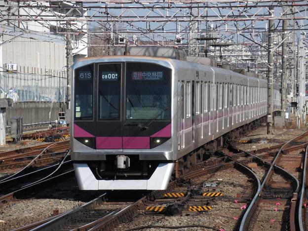 東京メトロ半蔵門線08系 08-105F