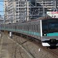 Photos: 常磐緩行線E233系2000番台 マト3編成
