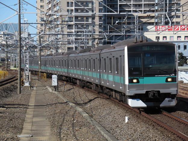 常磐緩行線E233系2000番台 マト7編成
