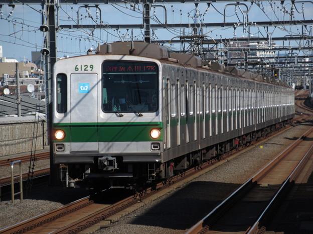 東京メトロ千代田線6000系 6129F