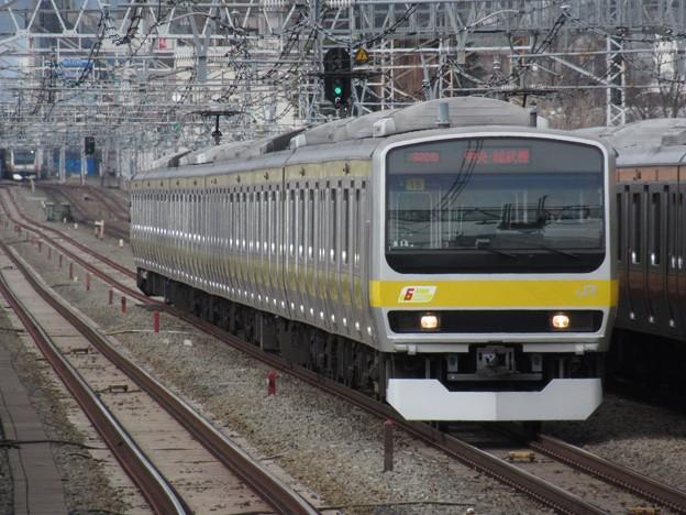 中央・総武緩行線E231系0番台 B15編成