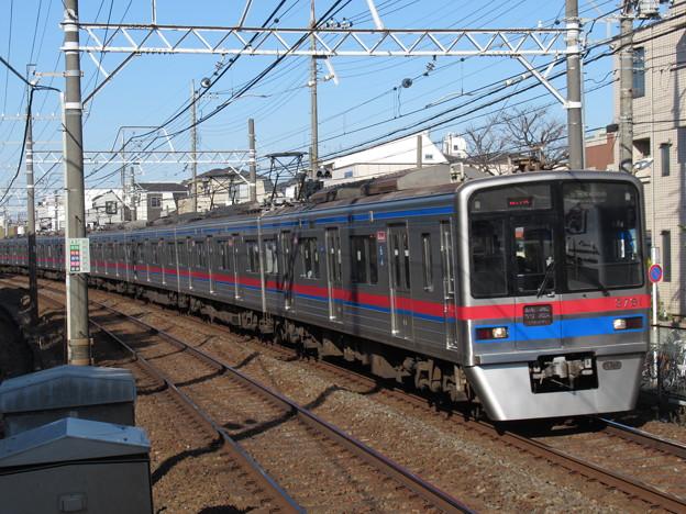 京成線3700形 3798F