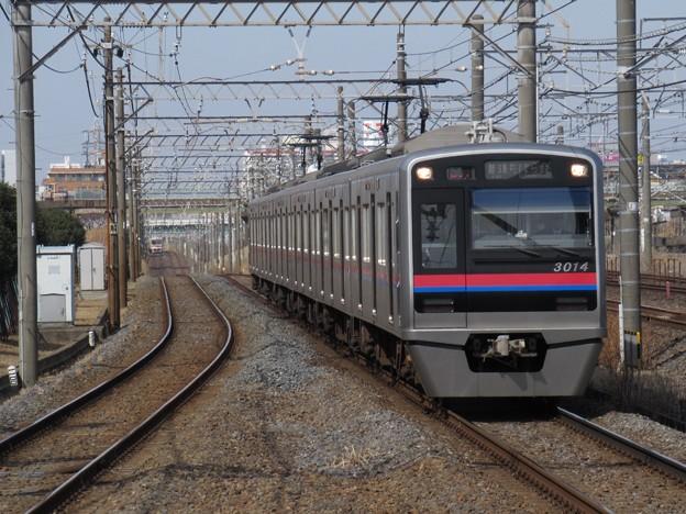 京成千葉・千原線3000形 3014F