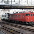 烏山線キハ40系1000番台 キハ40 1004+キハ40 1009