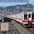 東武日光線快速6050系 6170F+61102F+6151F