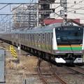 湘南新宿ラインE233系3000番台 U632+U51編成