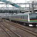 宇都宮線・上野東京ラインE233系3000番台 E-16+S-17編成