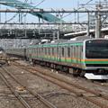 宇都宮線・上野東京ラインE231系1000番台 U511+U-111編成