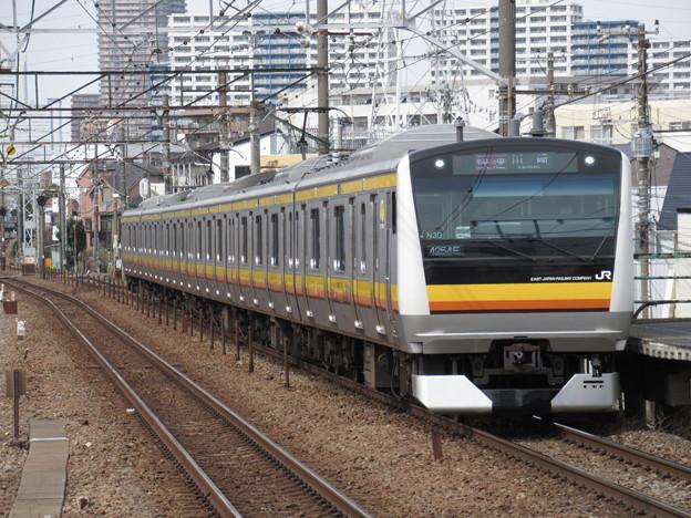 南武線E233系8000番台 N30編成