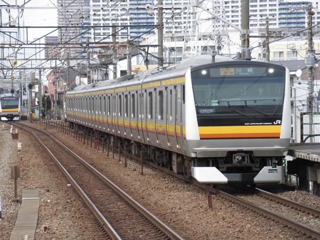 南武線E233系8000番台 N14編成