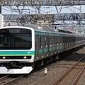 Photos: 常磐快速線E231系0番台 マト114+マト134編成