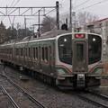 Photos: 仙山線E721系0番台 P-28+P-34編成