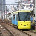 Photos: 都電荒川線8800形 8810号車