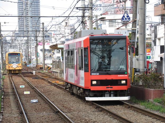 Photos: 都電荒川線8900形 8902号車