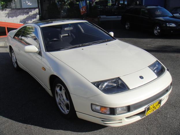 日産 Z32フェアレディZ パールホワイト ?