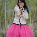 Photos: 如月愛花さん。