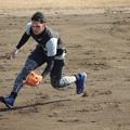 Photos: 京田選手。