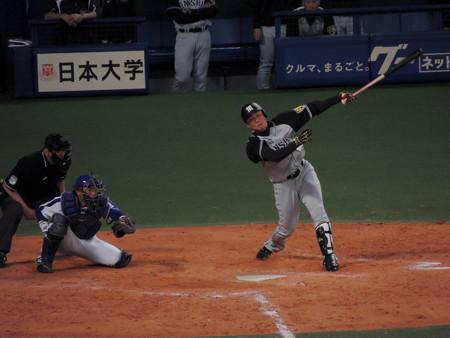新井良太選手。