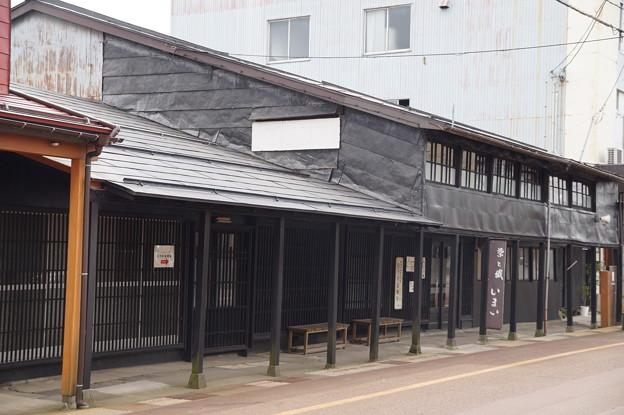 高田 雁木通り 5