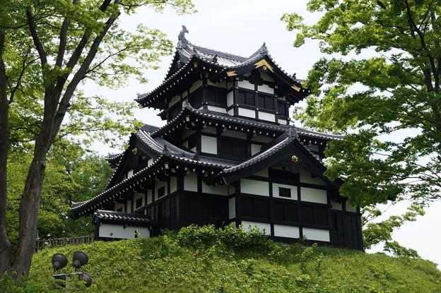 高田城三重櫓 3