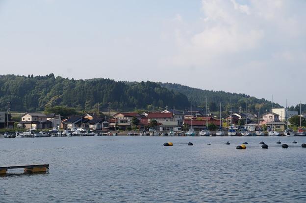 能登 西岸の漁村